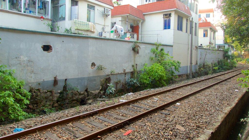 Tianhe que incluye artículos de ferrocarril