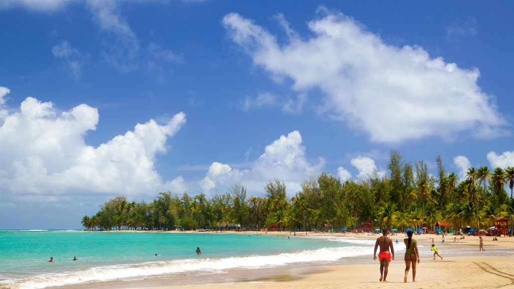 Playa de Luquillo