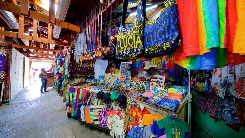 Castries Central Market