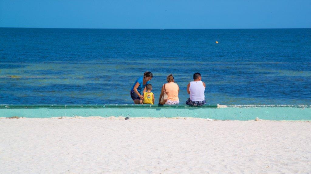 Bonita Beach featuring a sandy beach, tropical scenes and general coastal views