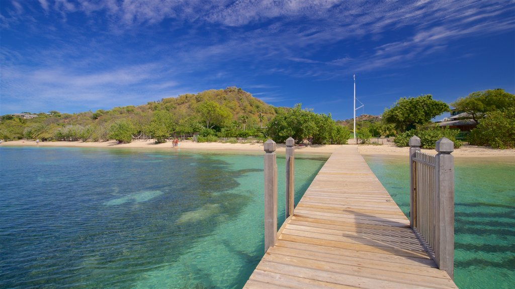 Antigua featuring general coastal views
