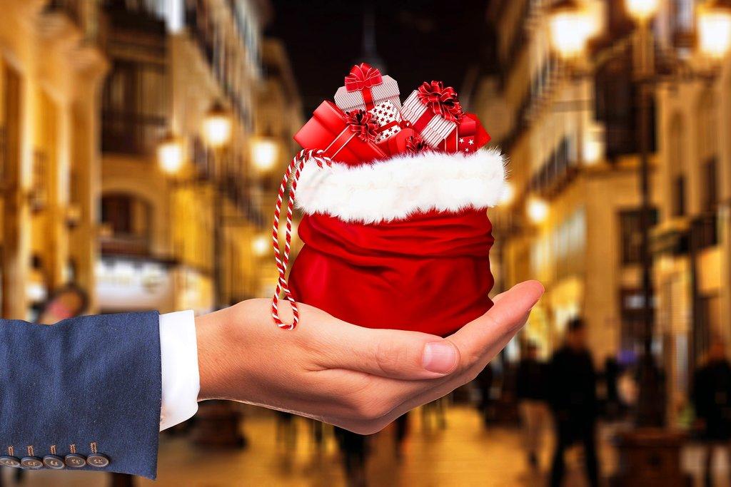 cadeaux de Noël pour les nouveaux petits amis ou juste datant