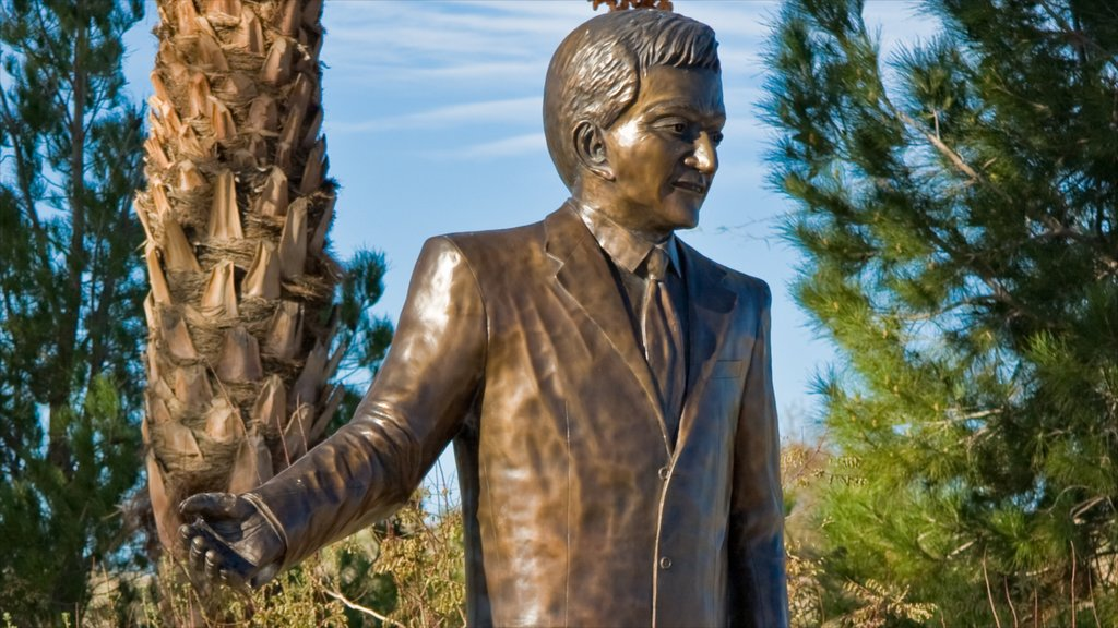 Laughlin which includes a statue or sculpture, a monument and a memorial