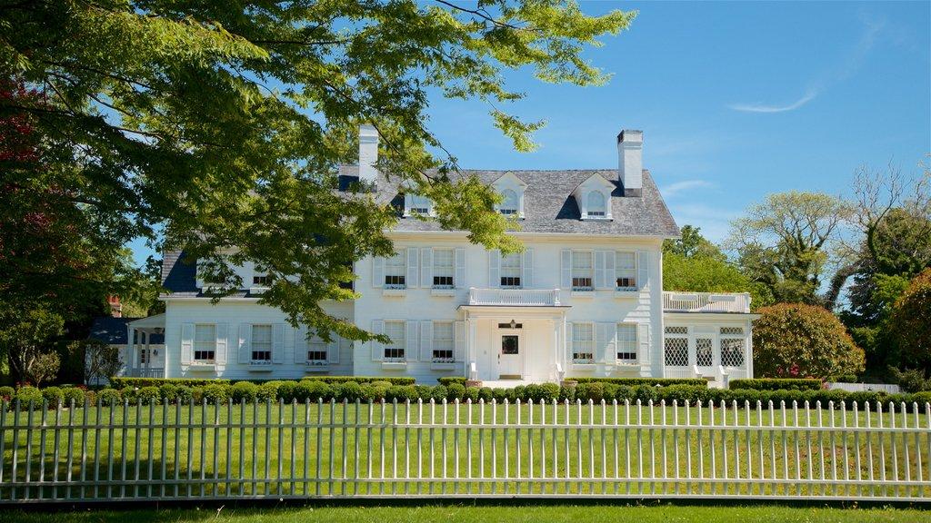 East Hampton mostrando una casa