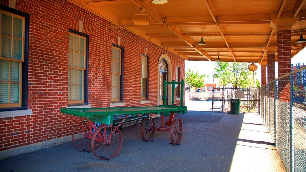 Estación de ferrocarril Baltimore & Ohio