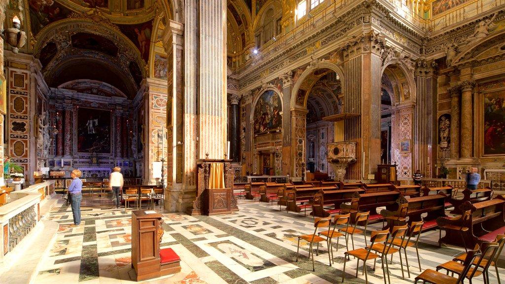 Chiesa del Gesu e dei Santi Ambrogio e Andrea