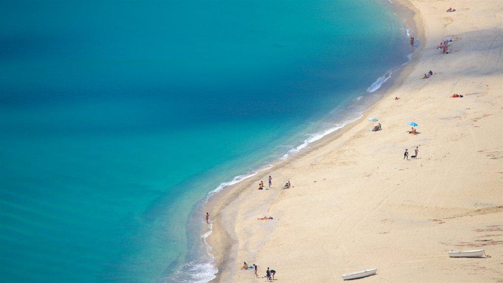 Caminia Beach