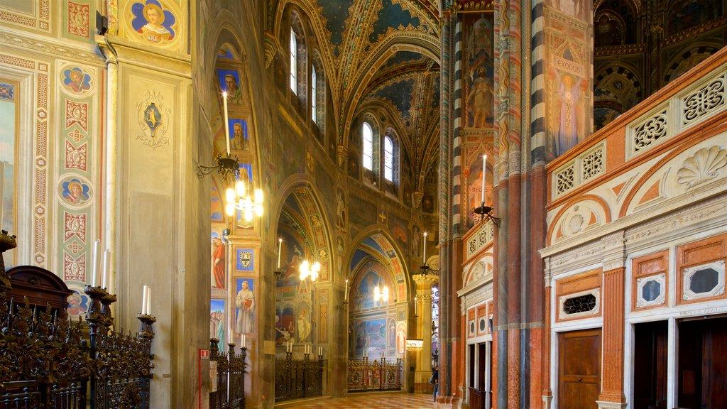 Basilica di Sant\'Antonio da Padova which includes heritage elements, interior views and a church or cathedral