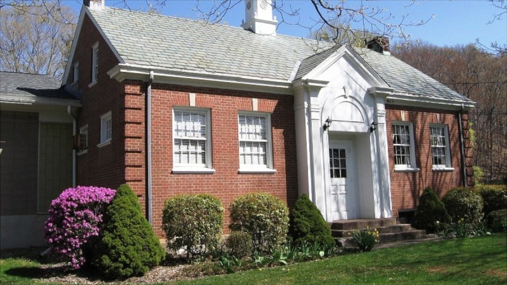 New Haven showing a house