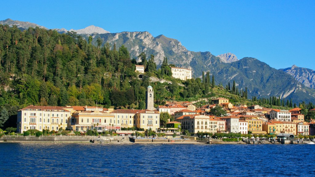 Como featuring general coastal views, forest scenes and a lake or waterhole