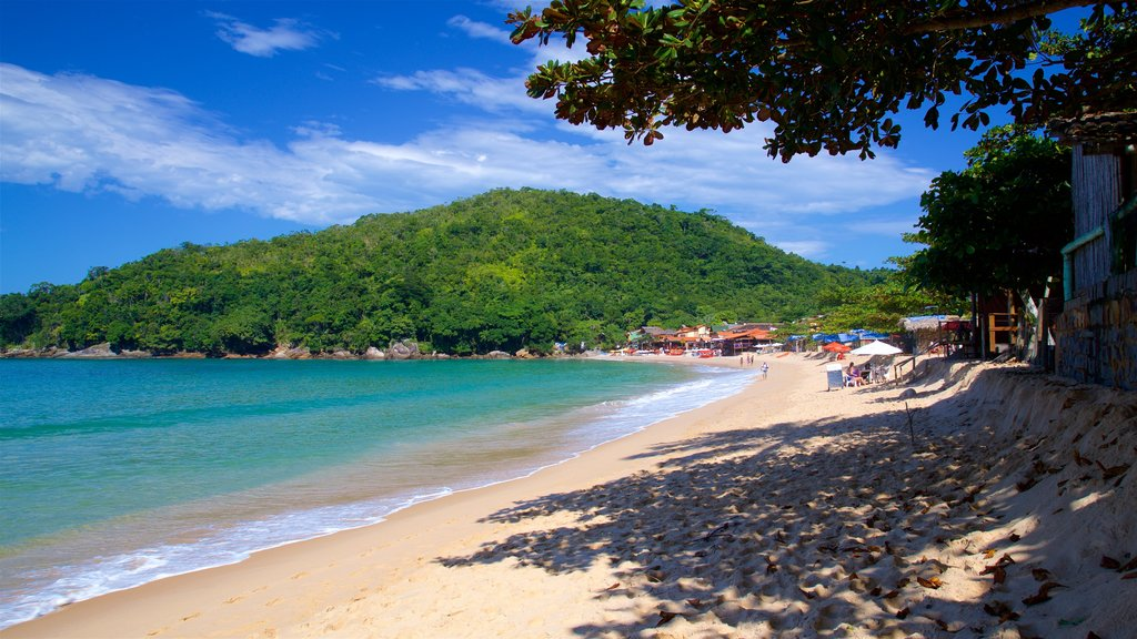 Ranch Beach featuring a beach, a coastal town and tropical scenes