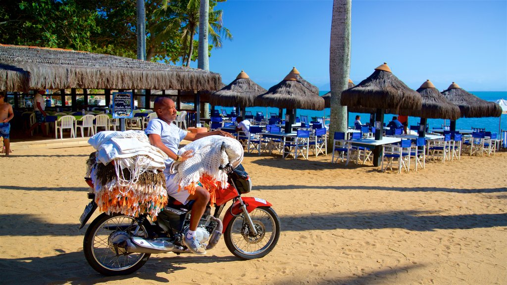 Joao Fernandes Beach featuring a sandy beach, tropical scenes and general coastal views