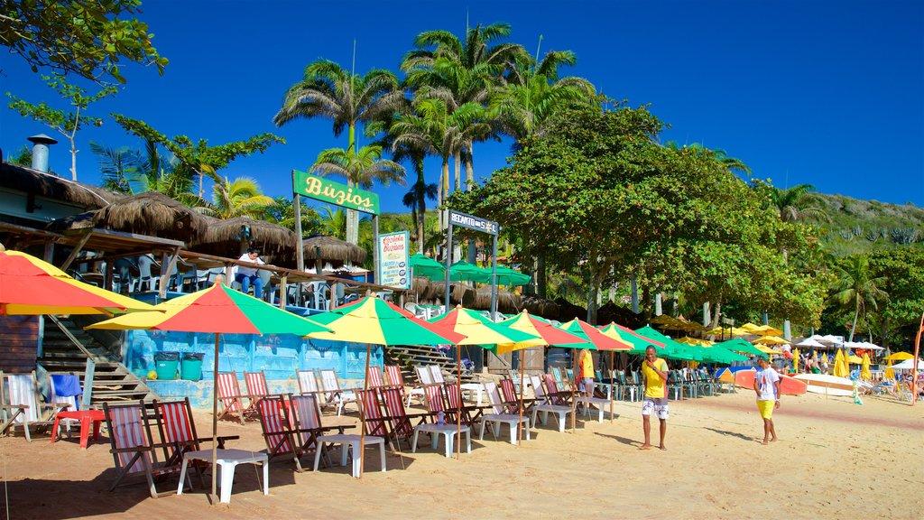 Joao Fernandes Beach featuring a sandy beach, general coastal views and tropical scenes
