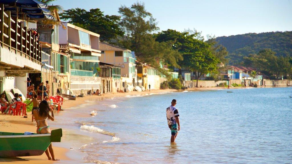 Canto Beach featuring a beach, general coastal views and a coastal town
