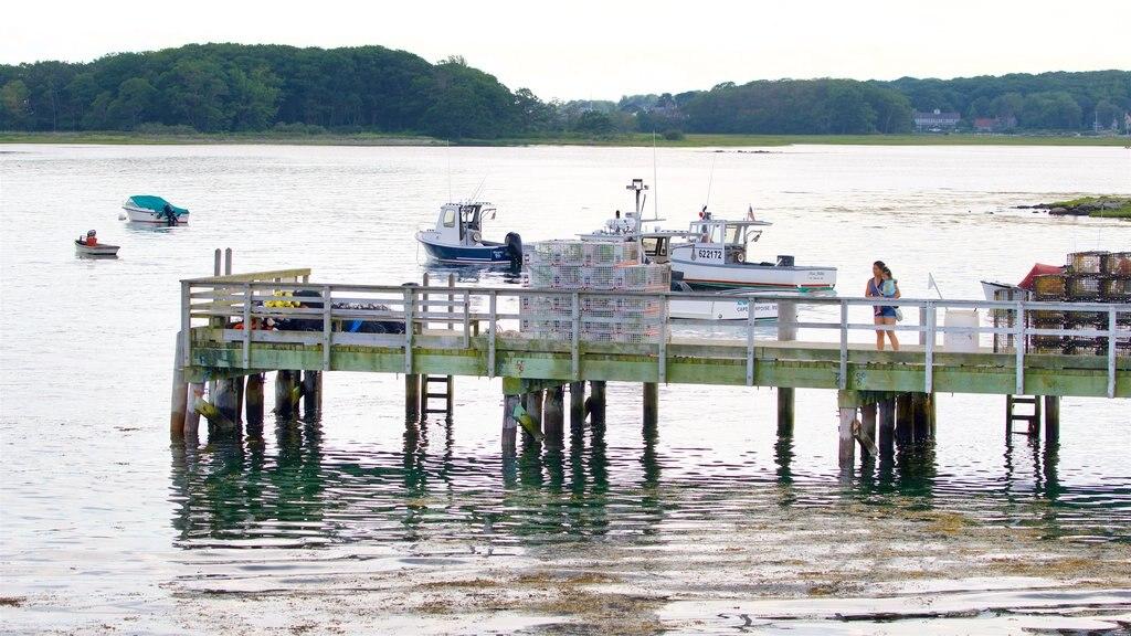 Cape Porpoise que incluye un lago o abrevadero