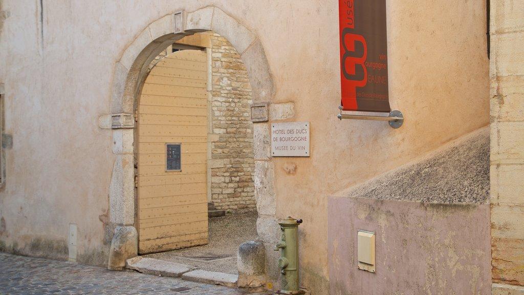 Burgundy Wine Museum
