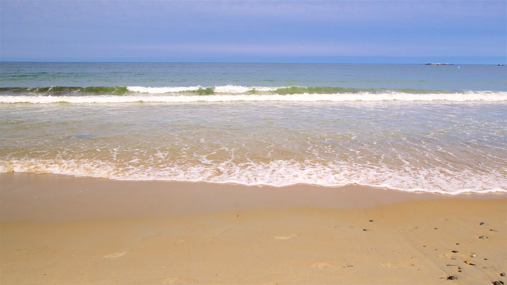 Scarborough Beach State Park featuring general coastal views and a beach