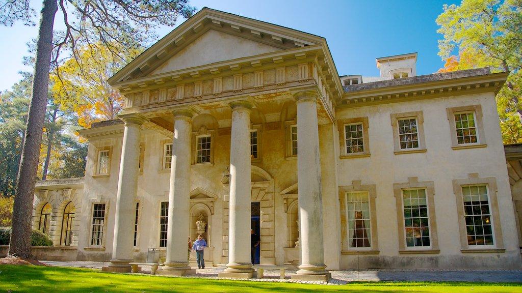 Centro histórico de Atlanta que incluye patrimonio de arquitectura