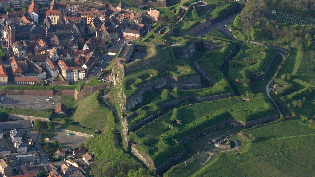 Belfort featuring landscape views