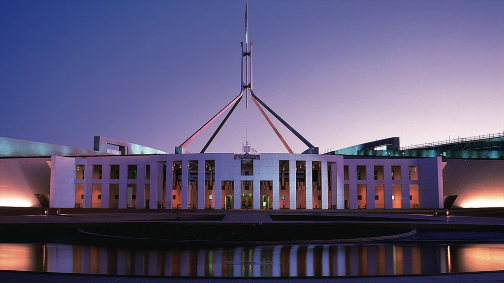 Canberra Parliament House Tours - Canberra Travel Guide