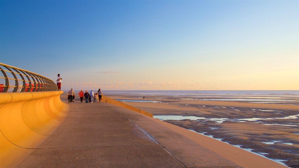 Central Beach featuring general coastal views, landscape views and a sandy beach