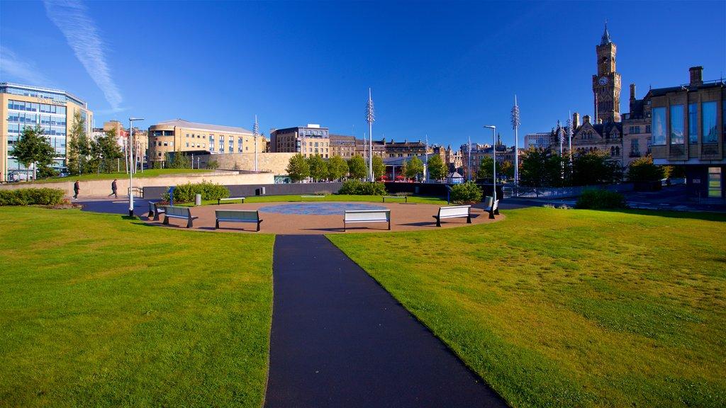 Parque municipal de Bradford que incluye un parque