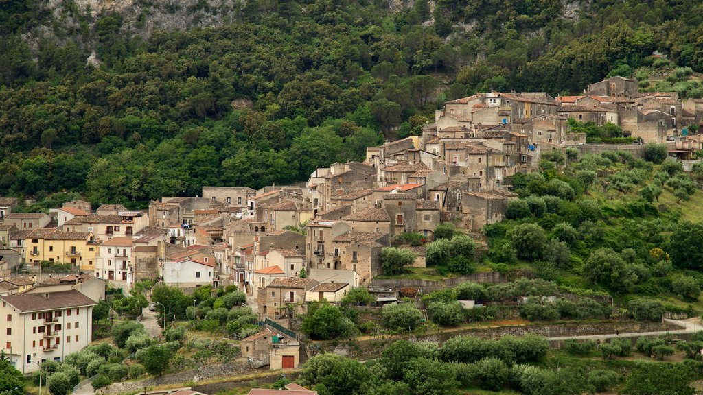 Civita which includes a small town or village