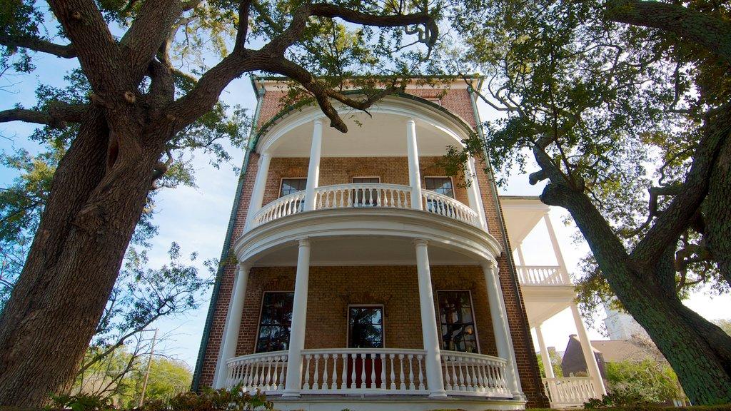 Joseph Manigault House que inclui uma casa