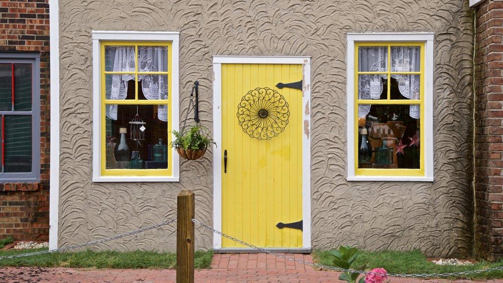 Dutch Village featuring a house