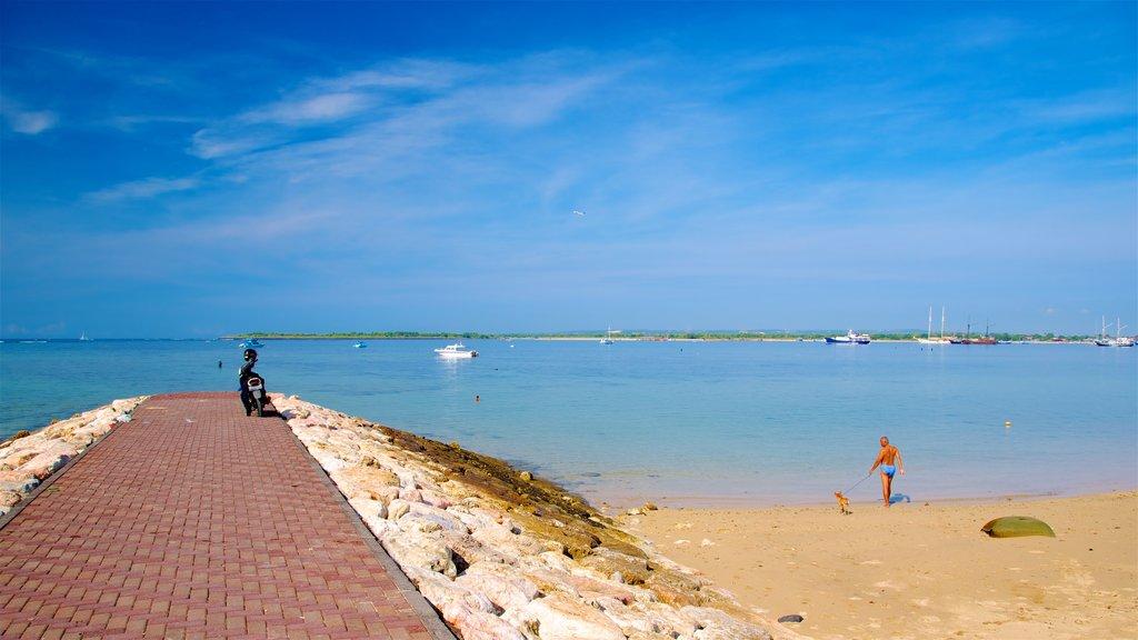 Bali which includes a beach and general coastal views