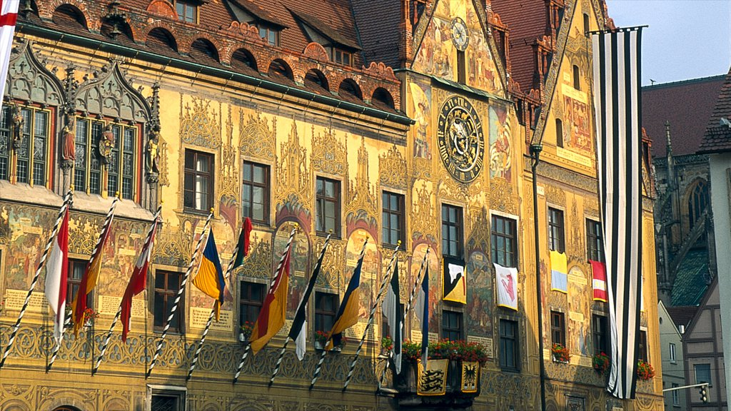 Ulm which includes heritage architecture