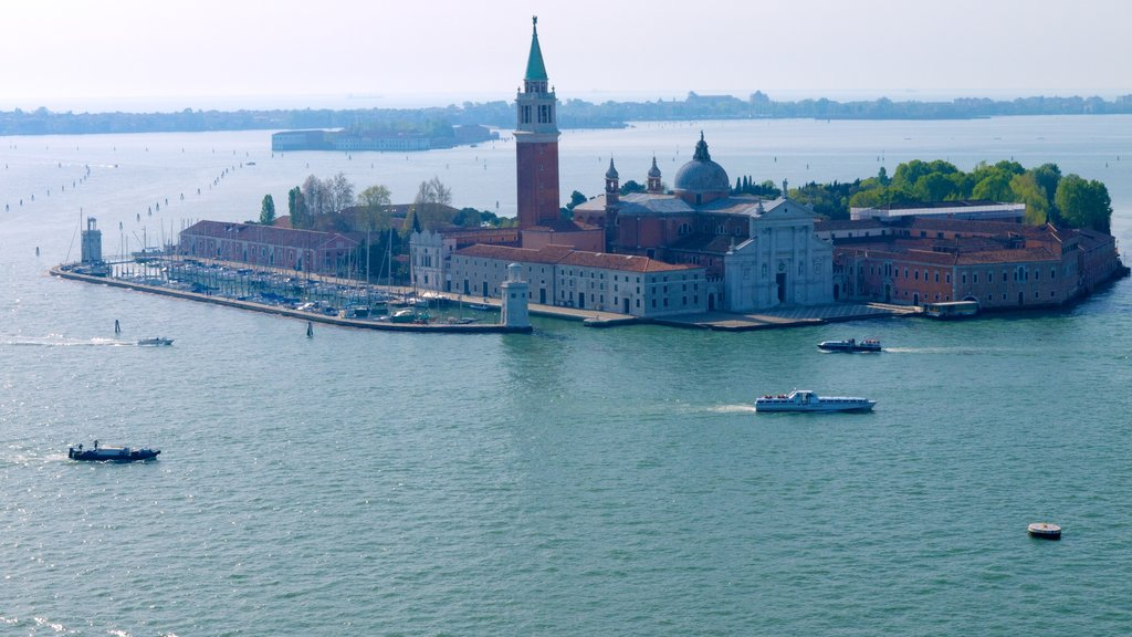 Small Islands of Venice which includes landscape views, a bay or harbor and island views