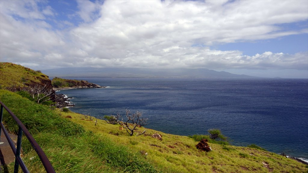 Lahaina showing general coastal views and landscape views
