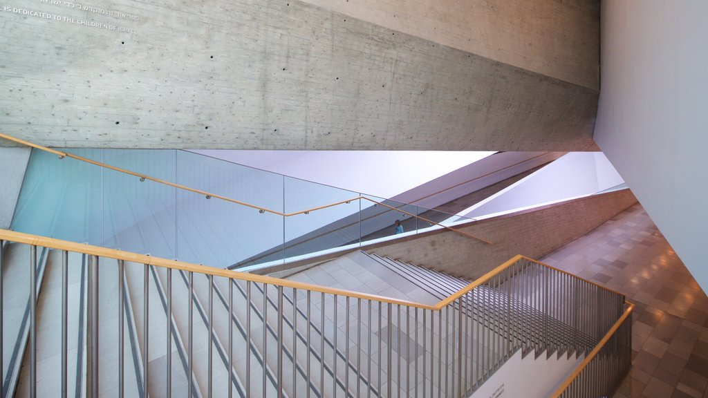 Tel Aviv Museum of Art which includes interior views