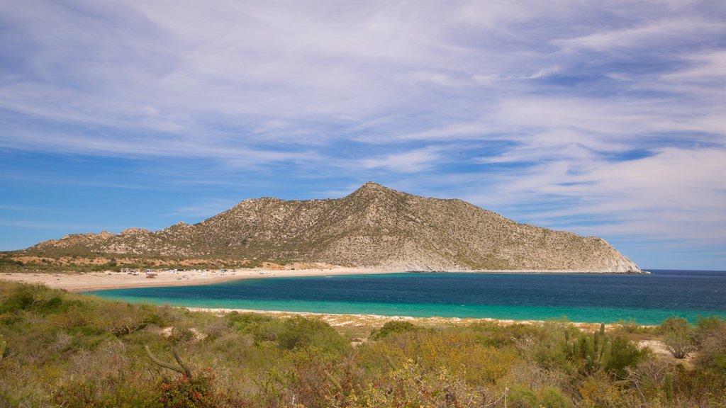 Los Frailes featuring general coastal views