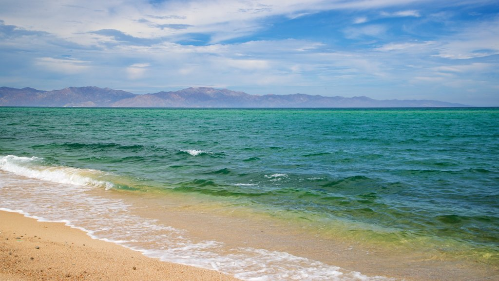 La Ventana featuring a beach and general coastal views