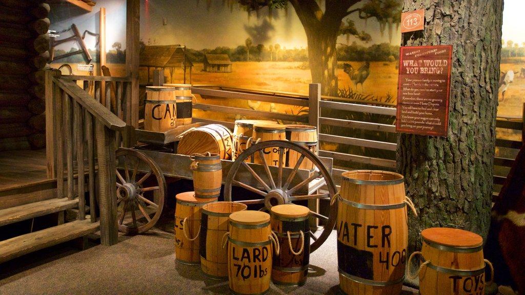 Orange County Regional History Center showing general coastal views and interior views