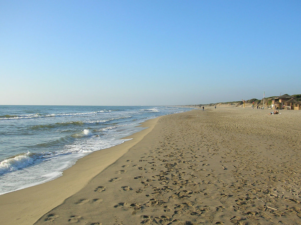 Spiaggia di Capocotta - Di Patafisik - Opera propria, CC BY-SA 3.0, https://commons.wikimedia.org/w/index.php?curid=17304764