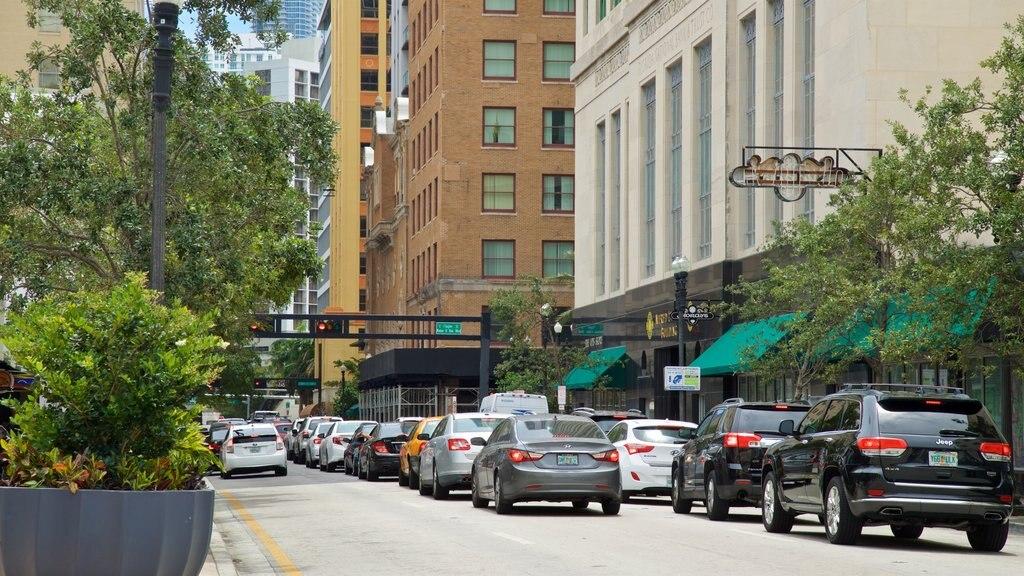 Downtown Miami Shopping District