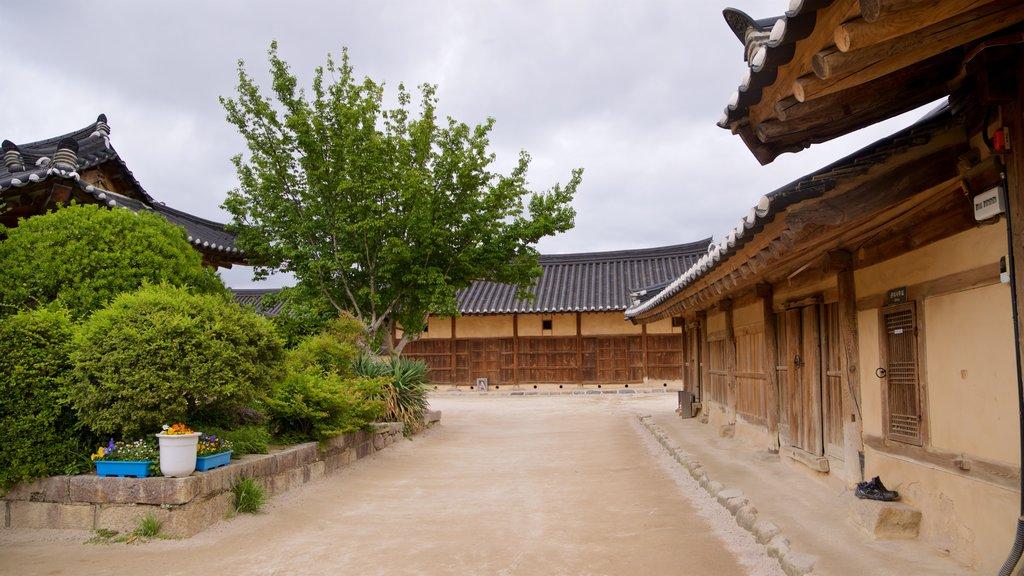 Gyeongju Gyochon qui includes petite ville ou village et patrimoine historique