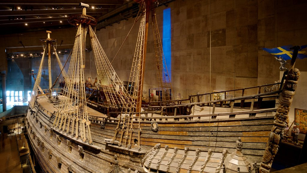 Vasa Museum which includes heritage elements