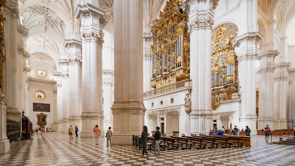 Image result for Granada cathedral