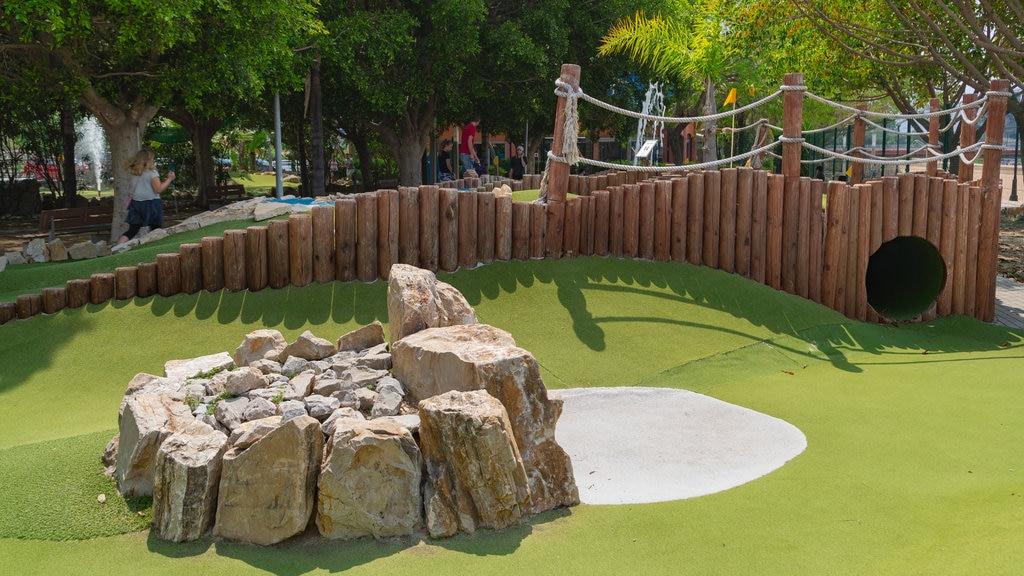 Fuengirola Adventure Golf which includes golf