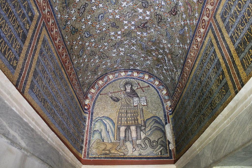 Cappella Arcivescovile - Di Incola - Opera propria, CC BY-SA 4.0, https://commons.wikimedia.org/w/index.php?curid=34779982