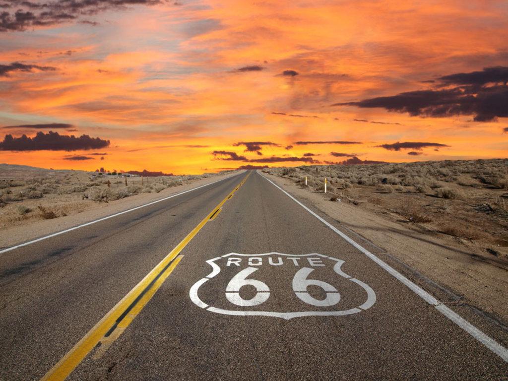La mitica Route 66 - 10 viaggi on the road da fare almeno una volta nella vita