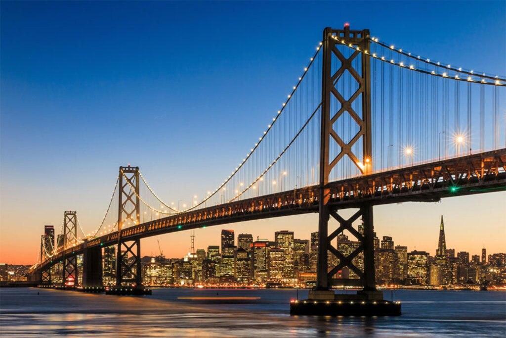 Il Golden Bridge a San Francisco - California on the road: 5 itinerari mitici