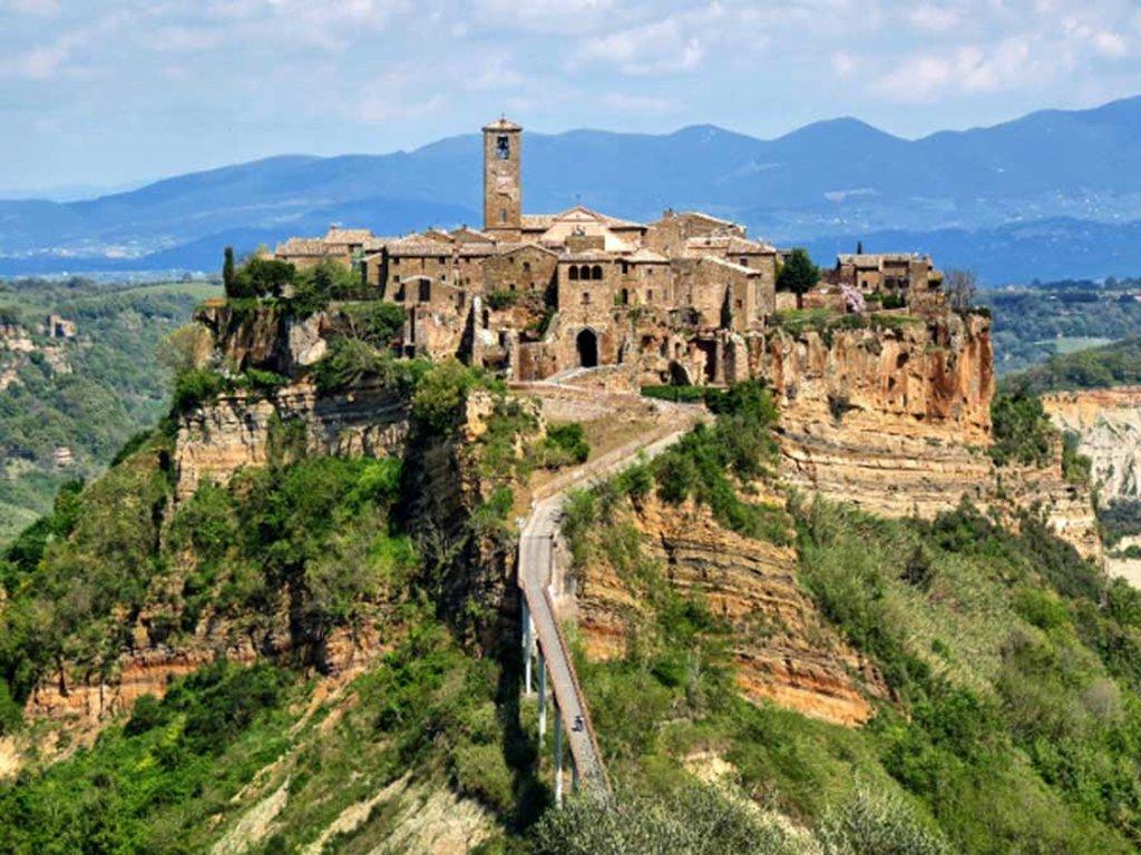 Civita di Bagnoregio - Photo credit Shutterstock