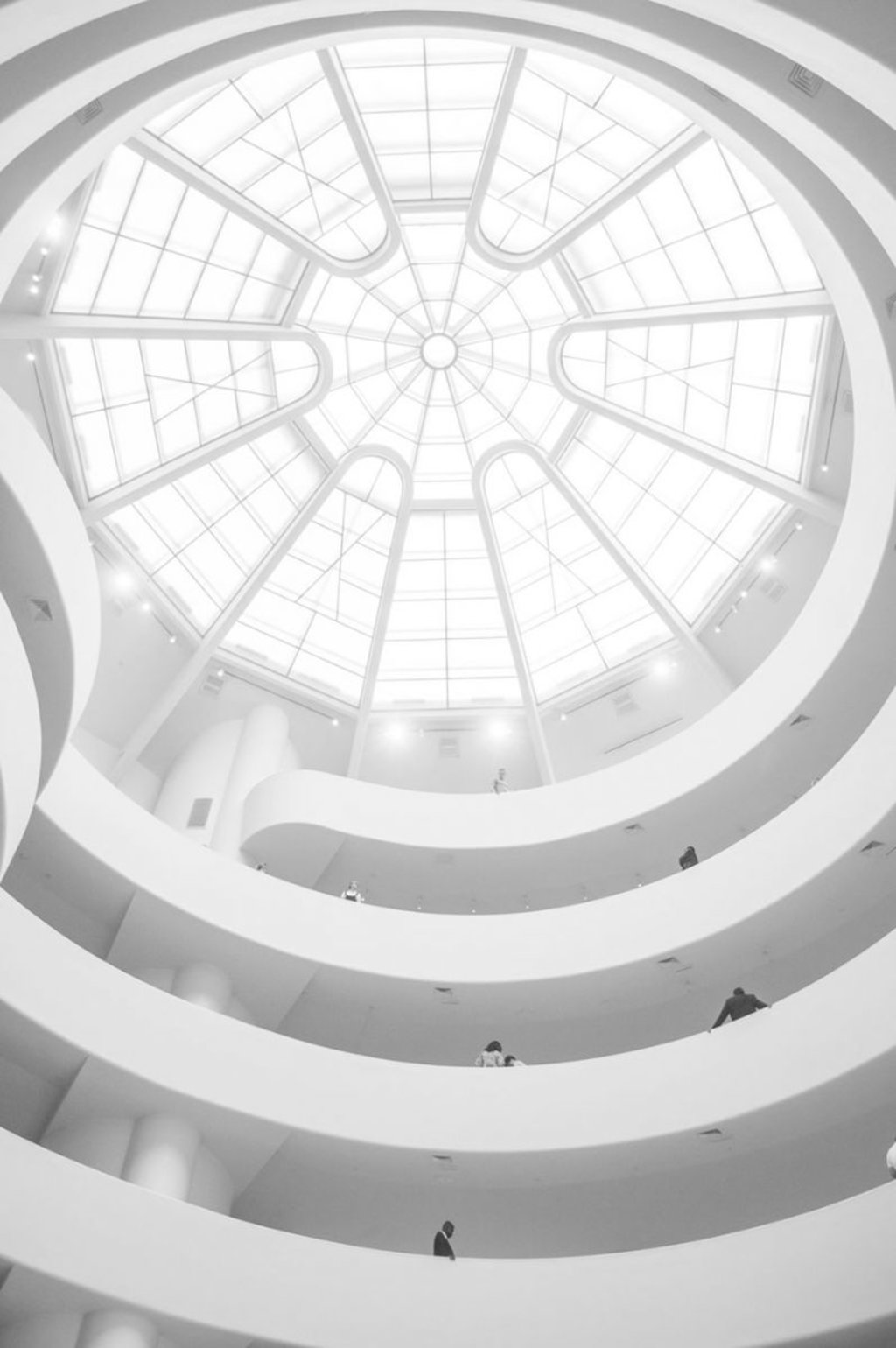 L'incredibile spirale del Guggenheim