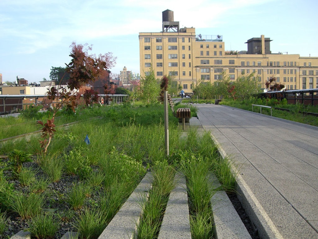Il parco sospeso della High line a New York - By Sebaso (Own work)
