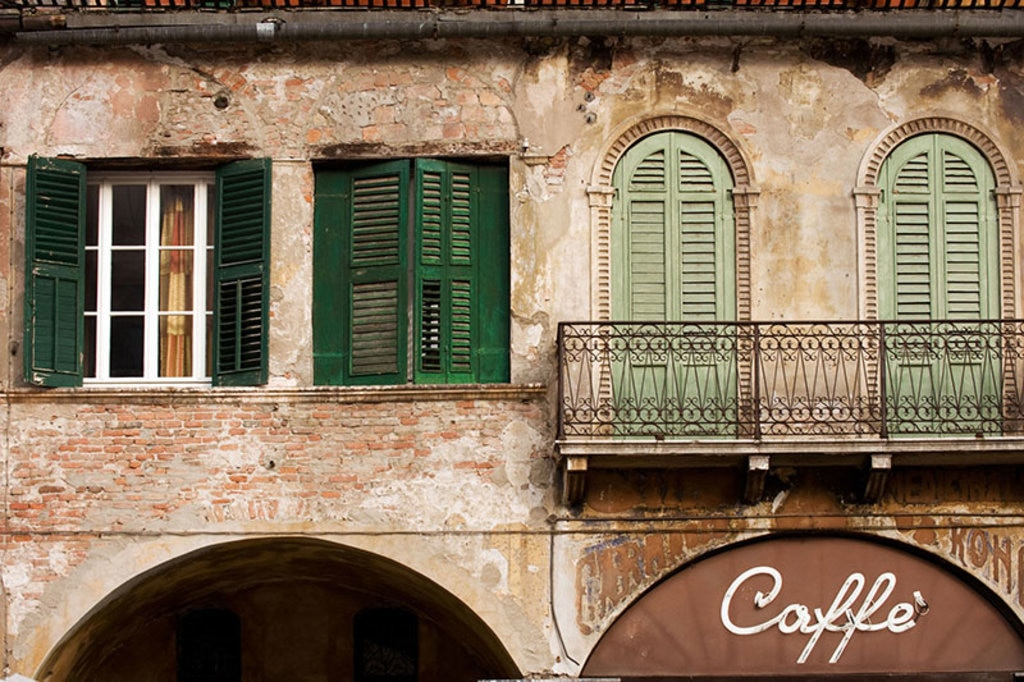 Molte caffetterie e pasticcerie di Verona, ma anche ristoranti e trattorie, sono storiche.